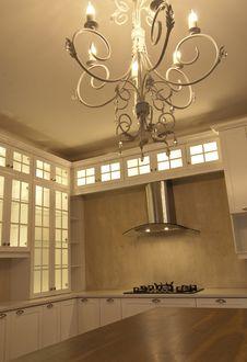 Free Interior - Kitchen Stock Image - 20856691