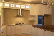 Free Interior - Kitchen Stock Photos - 20856733