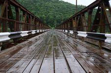 Free Old Bridge Stock Image - 20856831