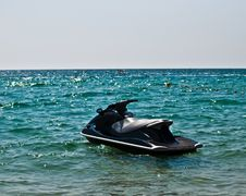 Free JetSki In The Water . Stock Photo - 20857170