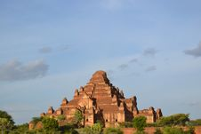 Free Old Pagoda In Bagan Stock Images - 20858174