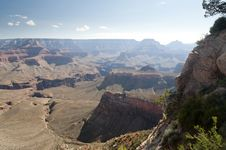 Free Grand Canyon Haze Royalty Free Stock Image - 20858286