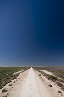 Free Australian Outback Road Stock Image - 20858381
