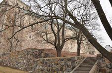 Free Fortress Of Turku Stock Image - 20858671