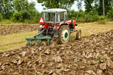 Free Ploughing Field Stock Photo - 20859440