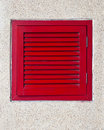 Free Red Window Royalty Free Stock Photo - 20860335