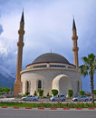 Free Mosque In Kemer Royalty Free Stock Photo - 20860415