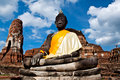 Free Statue Of Buddha, Thailand Royalty Free Stock Photography - 20862387