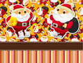 Free Cute Christmas Card Royalty Free Stock Image - 20867206