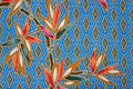 Free Closeup Pattern Texture Of   Thai Style Stock Photography - 20868402