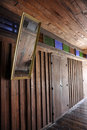 Free Interior Way Wood Mirror Hotel Stock Photos - 20869213