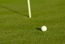 Free Golf Ball Stock Photography - 20860072