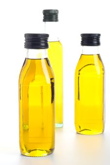 Free Oil Bottles Stock Photos - 20860973