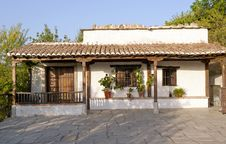 Free Typical Alpujarra House Royalty Free Stock Photo - 20861075