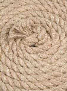 Free Ship Ropes As Background Royalty Free Stock Image - 20861266