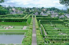 Free Jardins De Villandry Stock Photography - 20861332