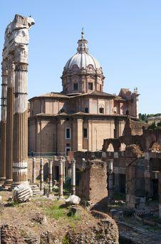 Free Rome Royalty Free Stock Image - 20861446