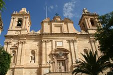 Free Malta Church Stock Photos - 20861863