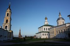 Free Russia, Kolomna. The Old-Golutvin Monastery. Stock Images - 20862504