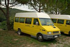 Free Italian School Bus Stock Photo - 20862550