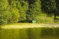 Free Boat At Lake Royalty Free Stock Photography - 20863907