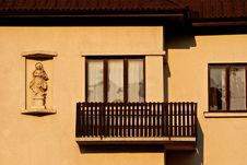 Free Old Balcony Stock Images - 20864164
