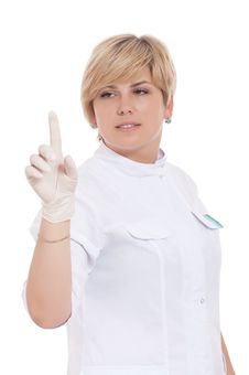 Free Doctor Stock Photography - 20864572