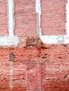 Free Old Brick Wall Royalty Free Stock Images - 20866209