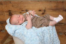 Free Sleeping Baby Stock Images - 20866284