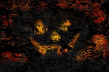Free Grunge Textured Halloween Night Background Royalty Free Stock Photo - 20866905