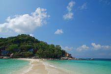 Free Nangyuan Island,Thailand Stock Image - 20867101