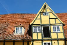 Free Traditional Classic Style  Danish Country House Stock Photo - 20867310