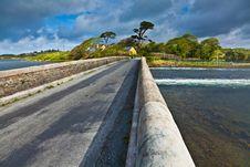 Free Bridge At Ardmore Bay Royalty Free Stock Image - 20867436
