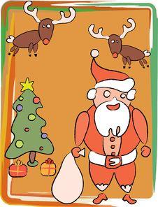 Fun Holiday Images! Vector/clip Art Stock Photos