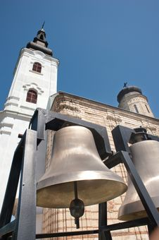 Free Church Bells Royalty Free Stock Photos - 20867748