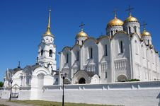 Free Uspensky Cathedral In Vladimir Stock Image - 20868111