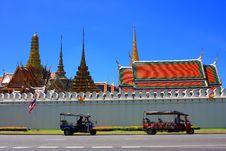 Free Wat Phra Kaew, Grand Palace, Bangkok, Thailand Stock Photography - 20868592