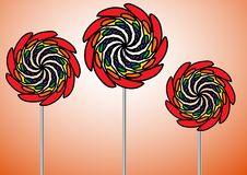Free Colored Vanes Stock Photo - 20869300