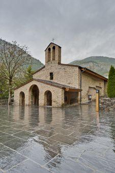 Free Sanctuary Of Meritxell At Andorra Royalty Free Stock Photo - 20869995