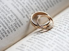 Free Church Rings Royalty Free Stock Images - 20871359