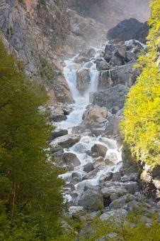 Free Boka Waterfall Royalty Free Stock Photo - 20871925