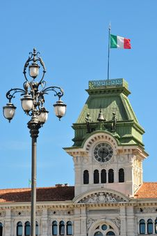 Free Trieste, Italy Stock Images - 20872254