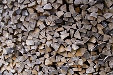Free Firewood Royalty Free Stock Photo - 20872355