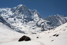 Free Himalayan Trekking Stock Image - 20874501