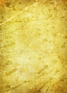 Free Old Paper Texture. Stock Images - 20874644