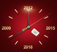 Free New Year S Eve 2012 Royalty Free Stock Image - 20876926