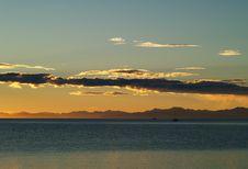Free Sunset Stock Photography - 20877662