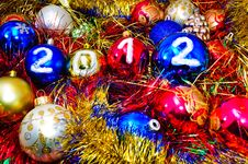 Free Christmas Decorations Stock Image - 20877721