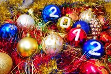 Free Christmas Decorations Stock Photography - 20877792