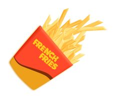 Free French Fries Stock Photography - 20877882